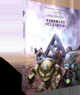 Anachrony: Expansão Clássica (Pré-Venda)