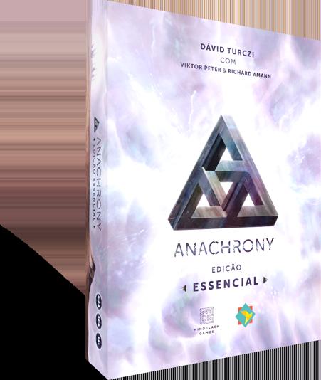 Anachrony Essential Edition + Sleeve (Pré-Venda)