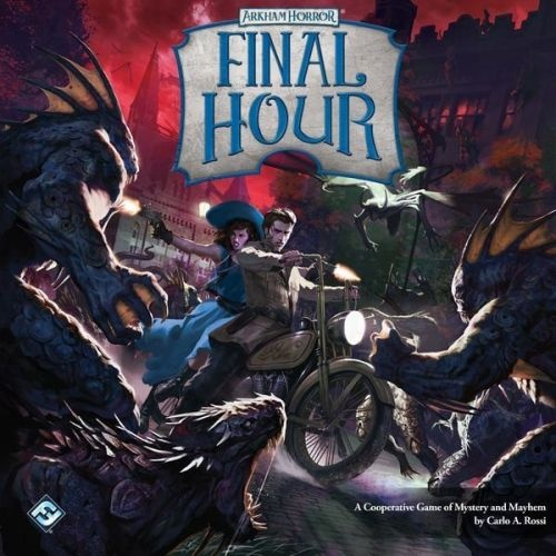 Arkham Horror: Hora Final