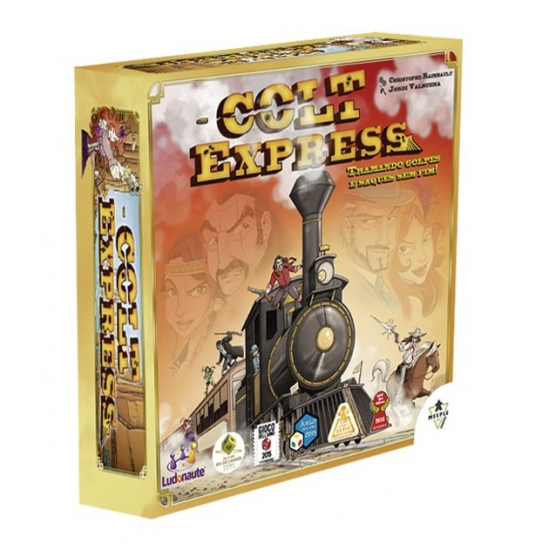 Colt Express Combo