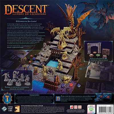 Descent: Lendas da Escuridão (Pré-Venda)