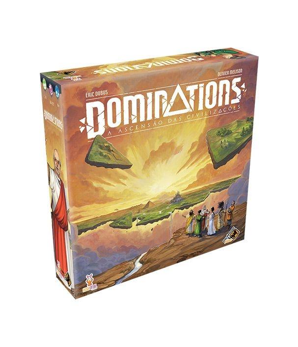Dominations: A Ascenção das Civilizações