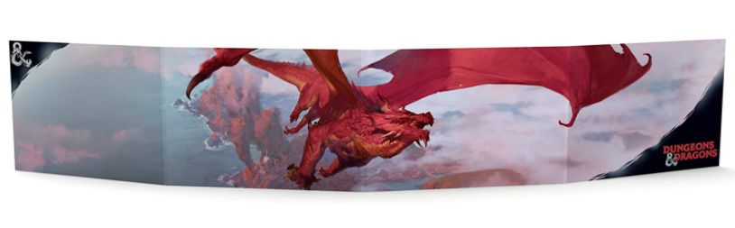 Dungeons & Dragons: Dungeon Master Screen