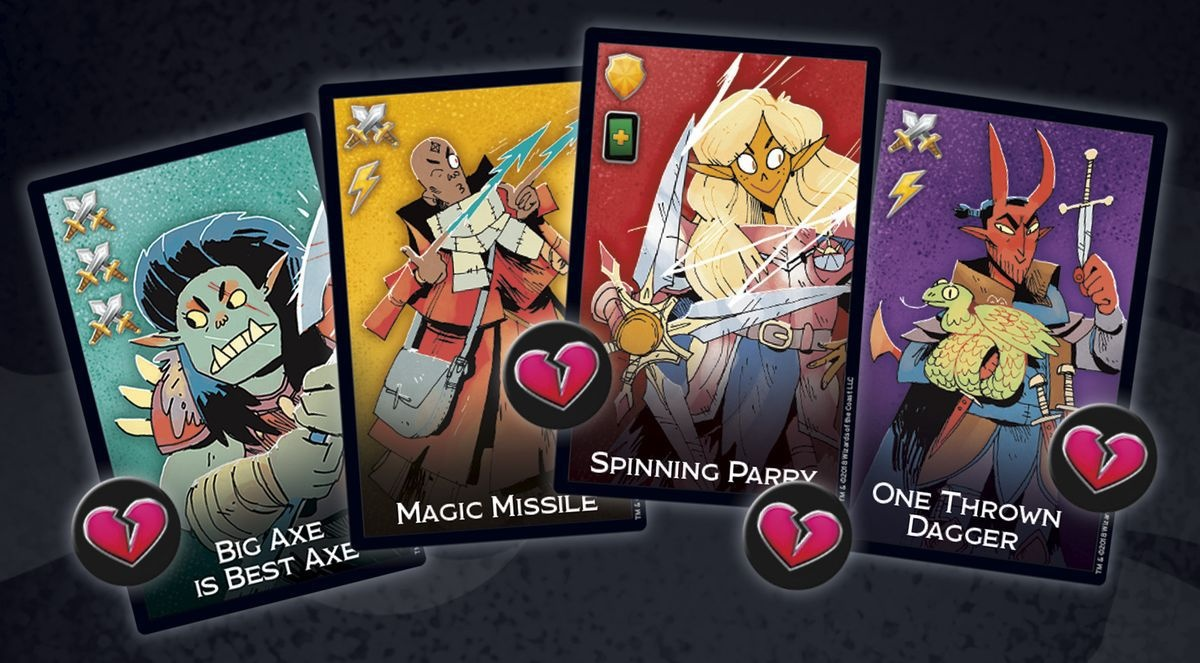 Dungeons & Dragons: Dungeons Mayhem