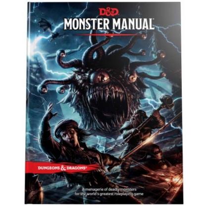 Dungeons & Dragons:: Livro dos Monstros