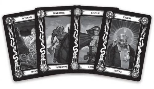 Dungeons & Dragons: A Maldição de Strahd Tarokka Deck