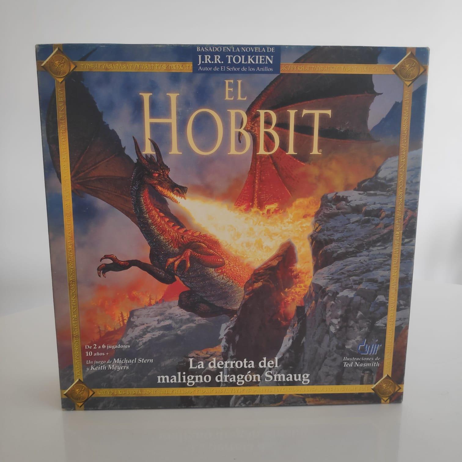 El Hobbit - BAZAR DOS ALQUIMISTAS