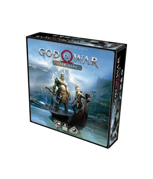 God Of War: Card Game