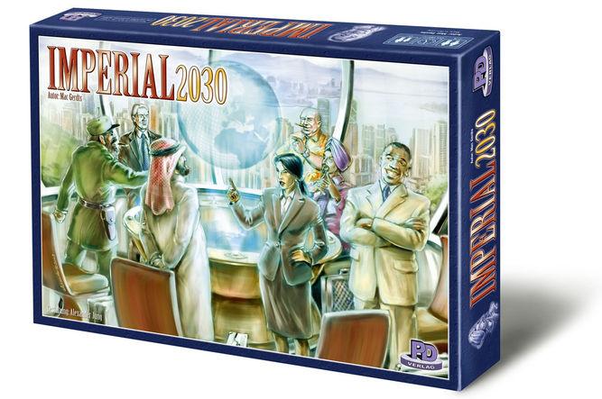 Imperial 2030 (Frete Grátis Brasil)