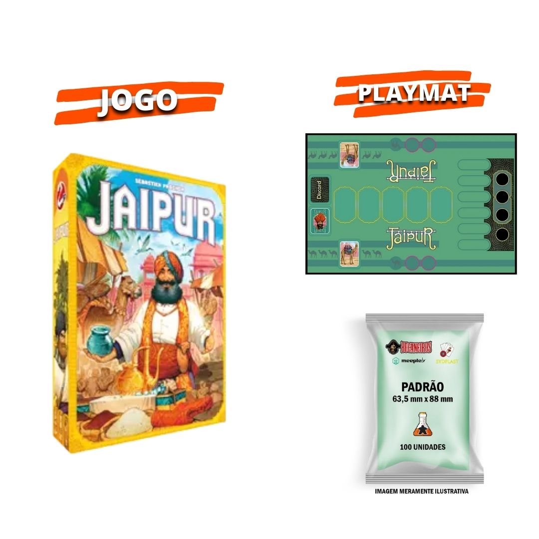 Jaipur Combo