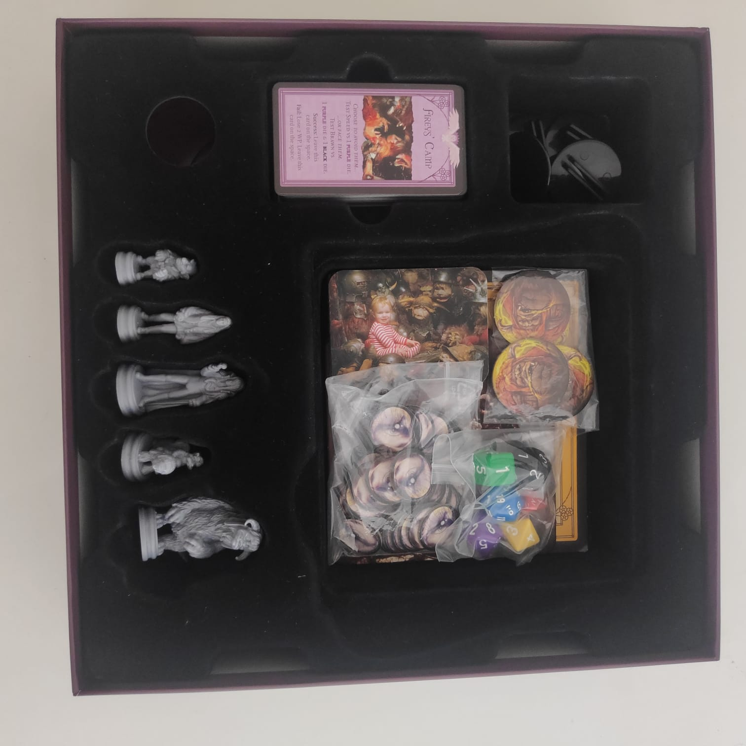 Jim Henson's Labyrinth: The Board Game - BAZAR DOS ALQUIMISTAS