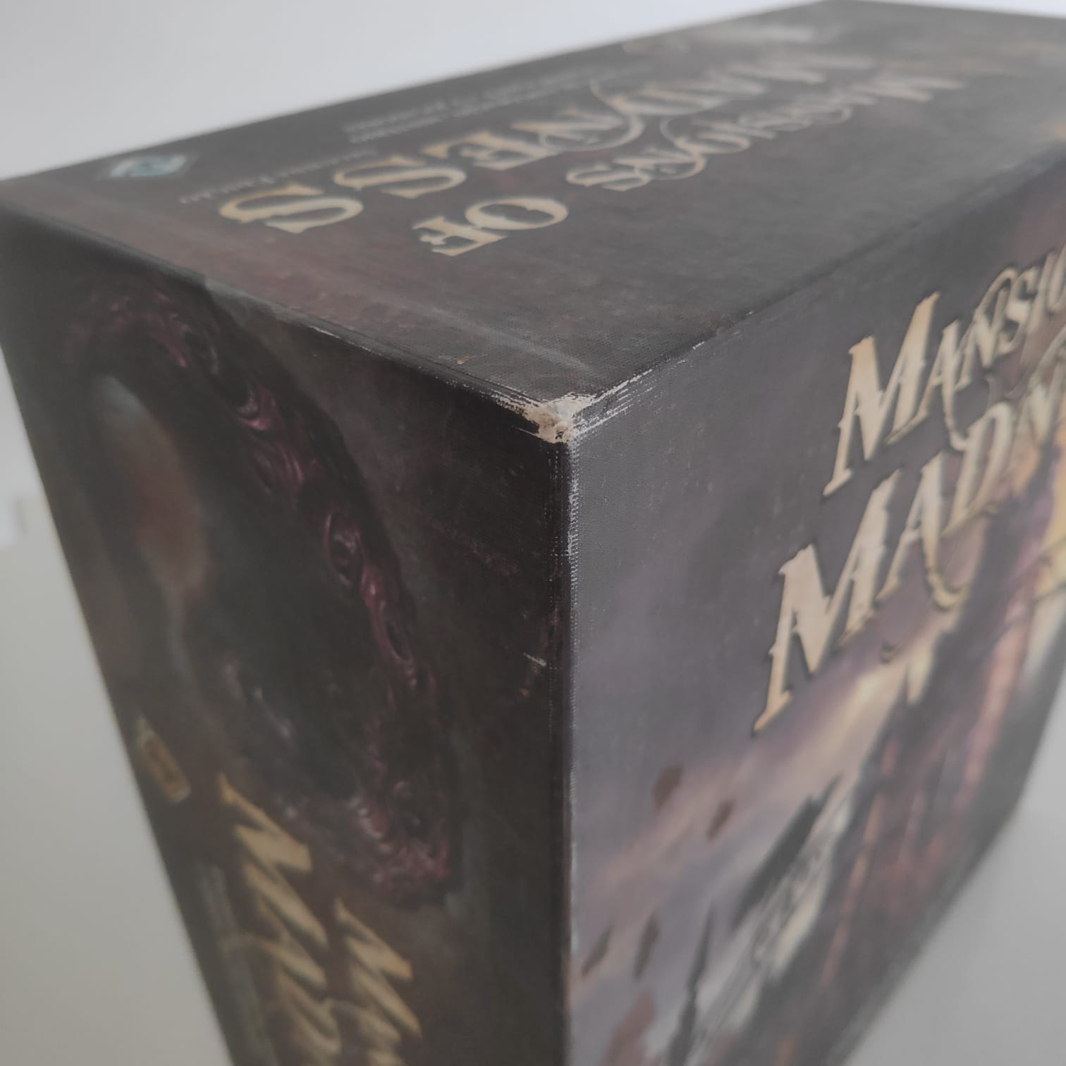 Mansions of Madeness (2ª Edição) - BAZAR DOS ALQUIMISTAS