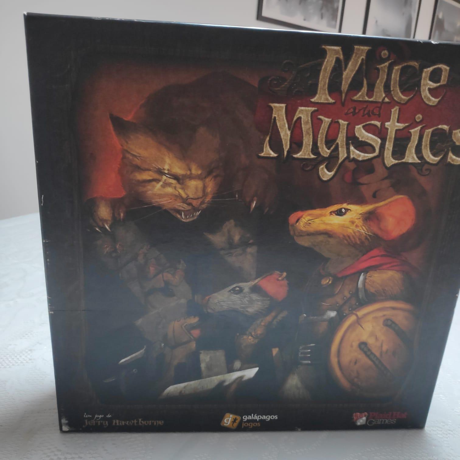 Mice and Mystics - BAZAR DOS ALQUIMISTAS