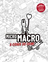 MicroMacro: Cidade de Crime (Pré-Venda)