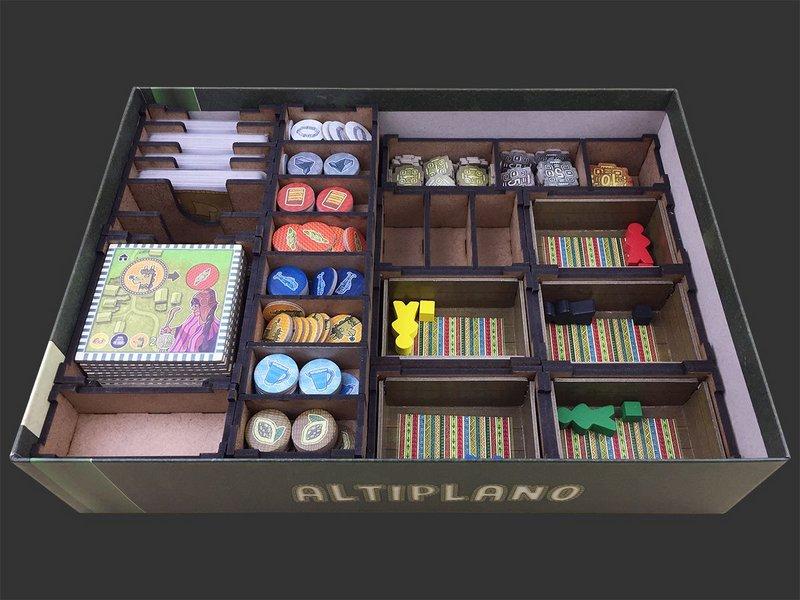 Organizador (Insert) para Altiplano