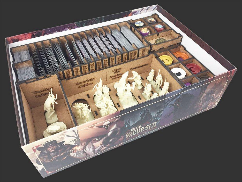 Organizador (Insert) para The Few and Cursed