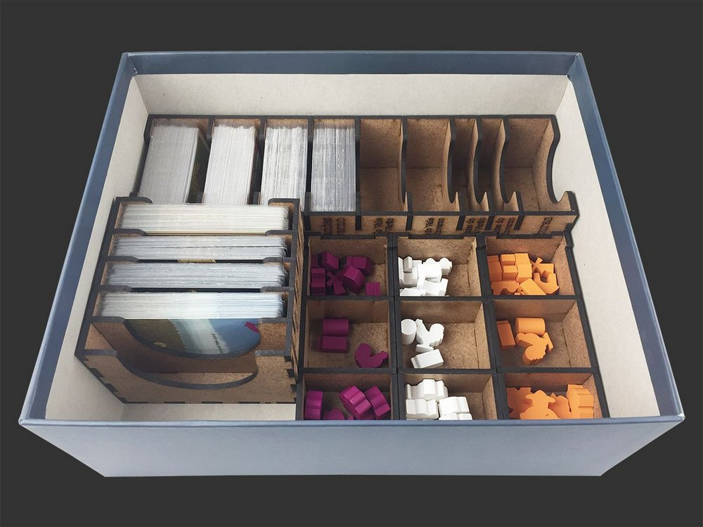 Organizador (Insert) para Viticulture