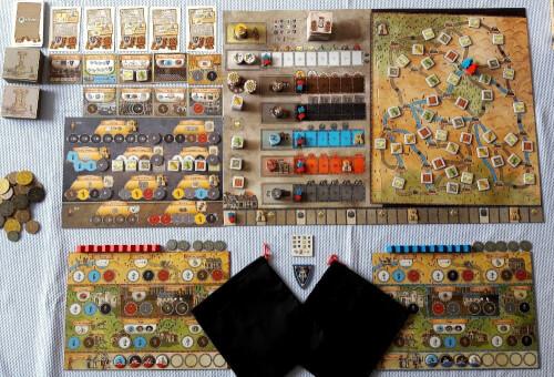 Orléans: Comércio e Intriga
