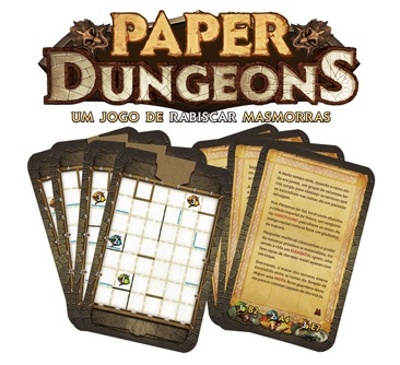 Paper Dungeons COMBO