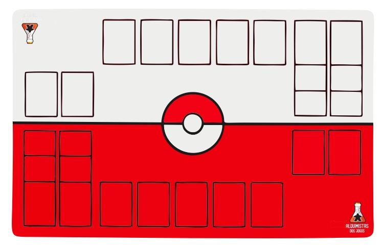 Playmat Pokémon