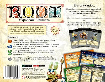 Root: Autômata