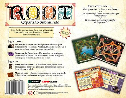 Root: Submundo