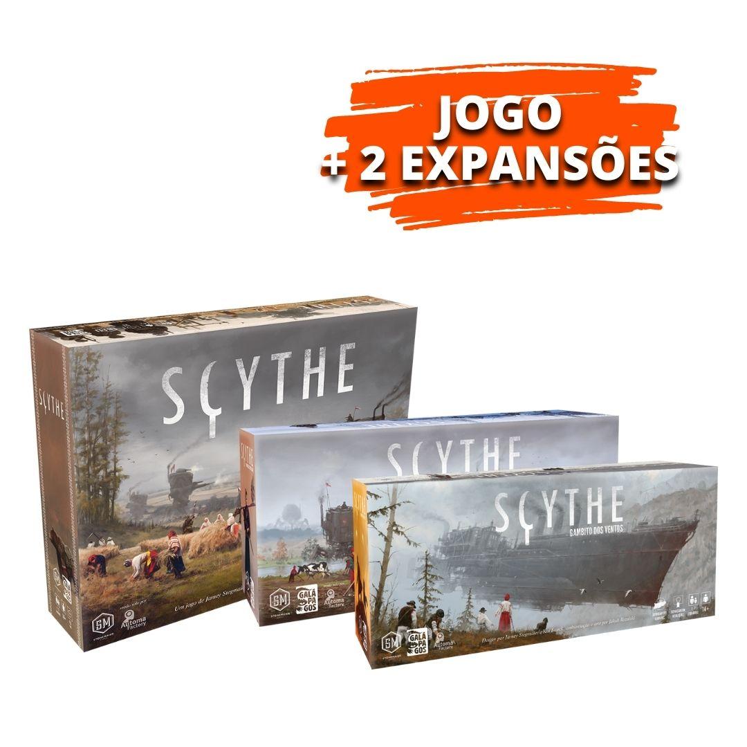 Scythe Combo
