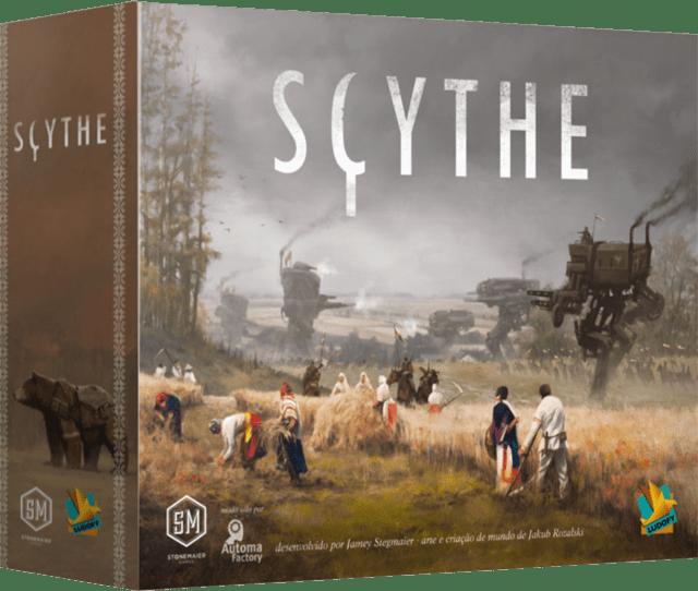 Scythe Super Combo