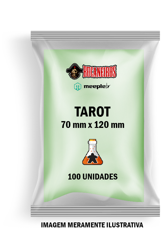 Sleeve Tarot (70x120)