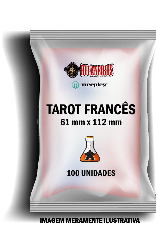 Sleeve Tarot Francês (61x112)