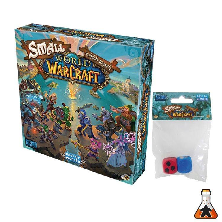 Small World of Warcraft + Dados Promocionais