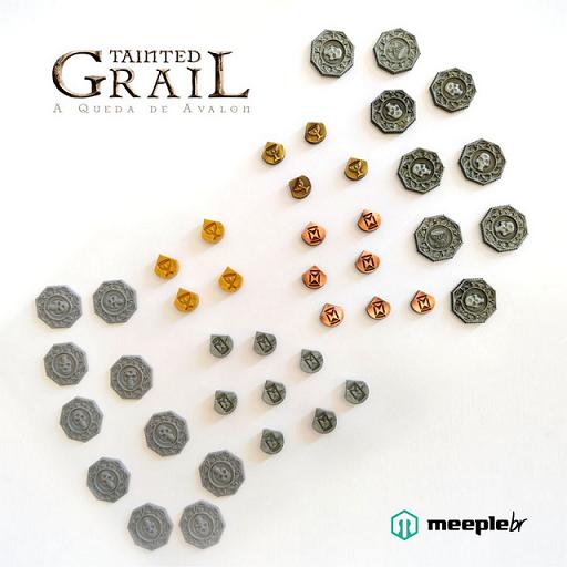Tainted Grail Super Combo (Pré-Venda)
