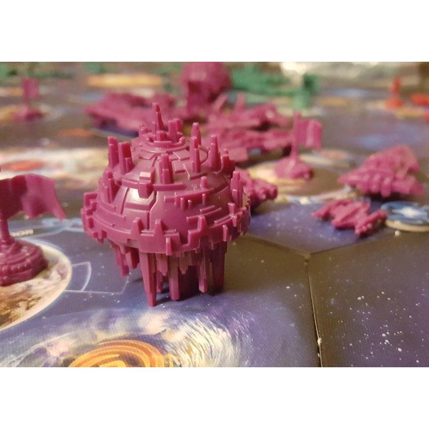 Twilight Imperium: 4ª Edição – Profecia dos Reis + Gamemat