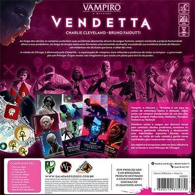 Vampiro: A Máscara  Vendetta