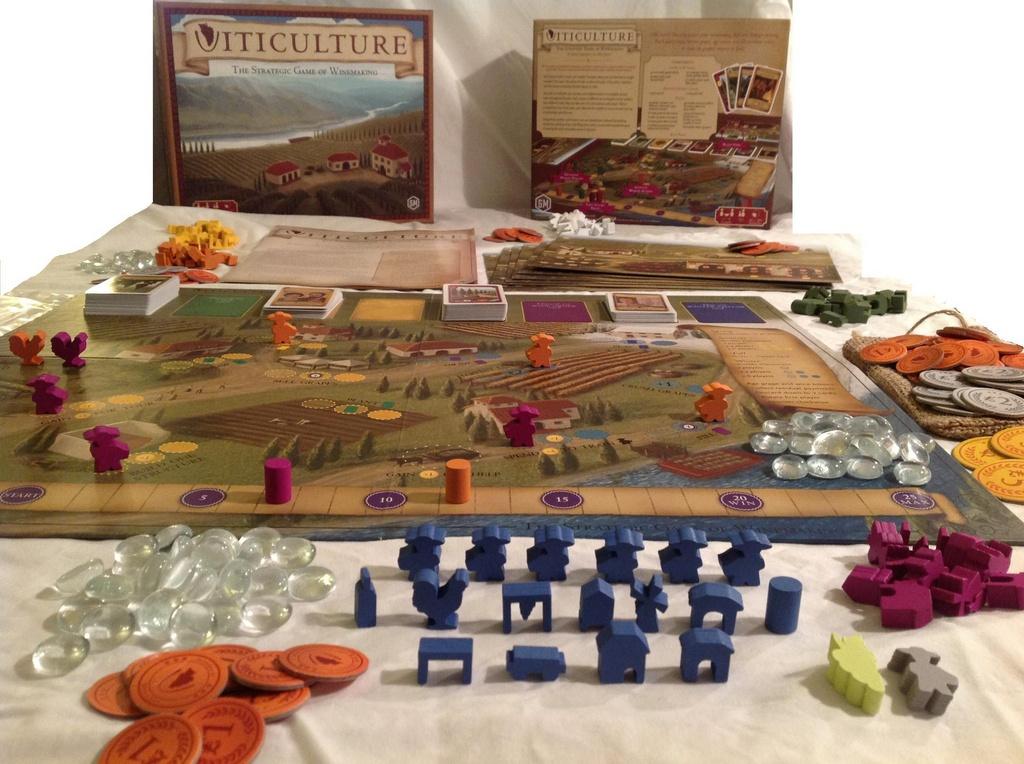 Viticulture Essencial Edition