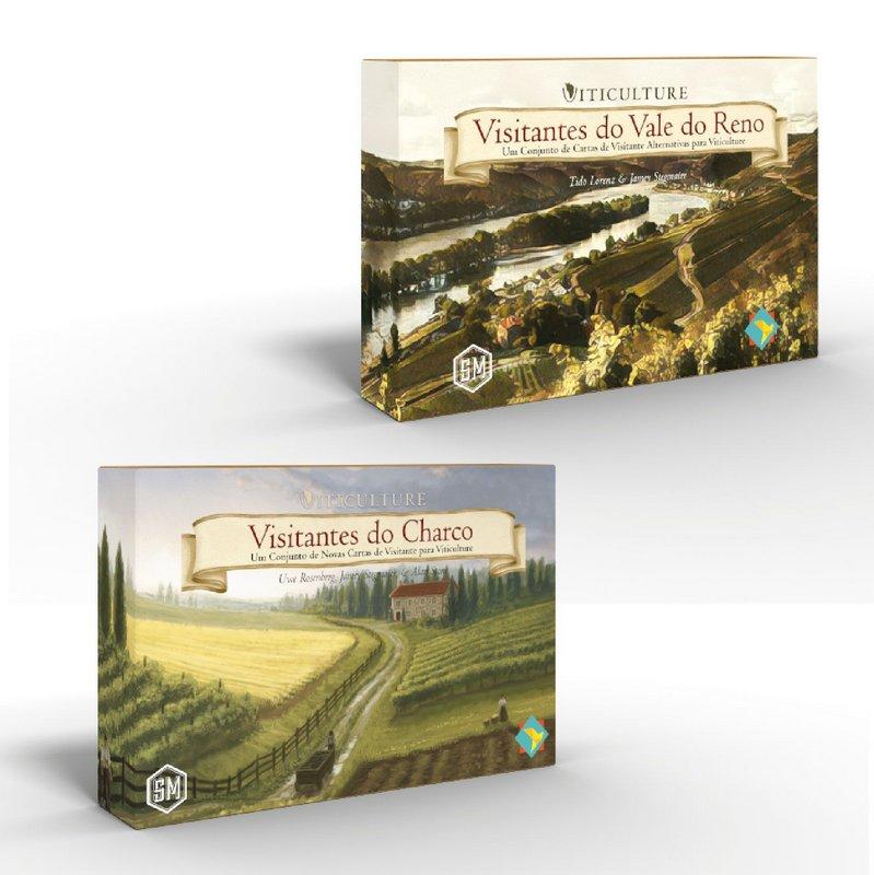 Viticulture - Expansões dos Visitante (Pré-Venda)