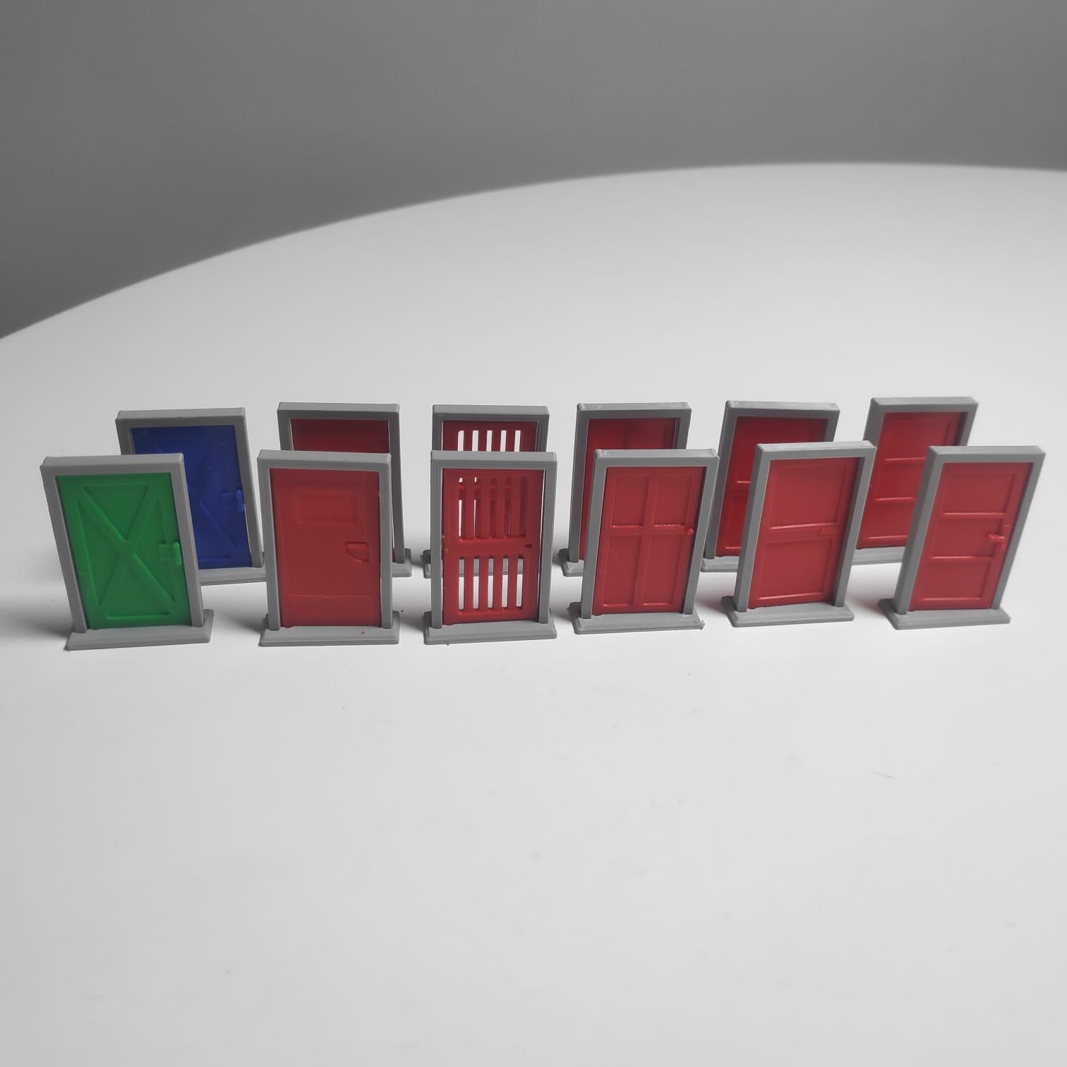 Zombicide 2ª Edição Com Portas 3D Combo