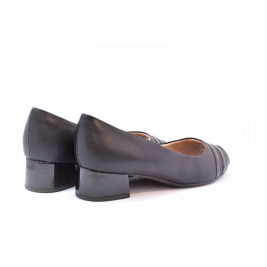 Sapato Piccadilly Peep Toe Feminino