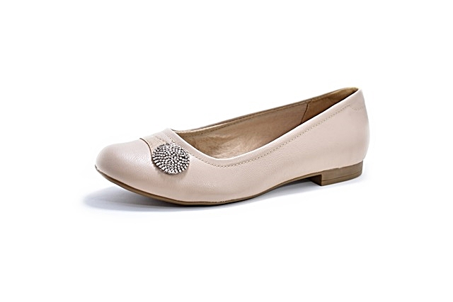 Sapato Renata Della Vecchia Salto Baixo Feminino