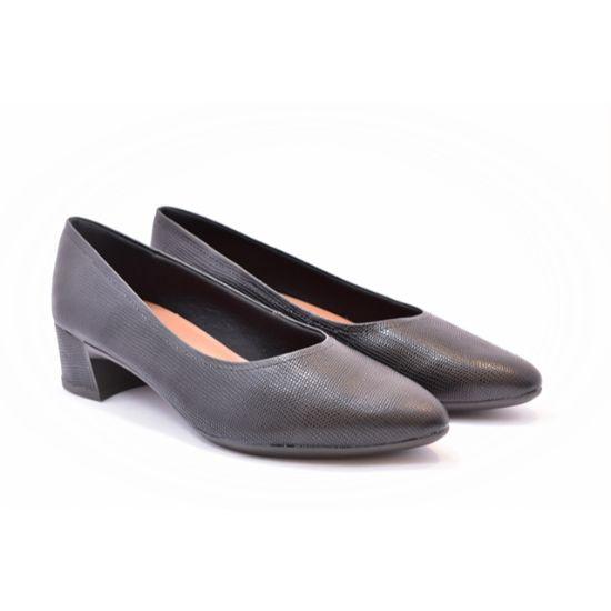 Sapato Usaflex Bico Fino Feminino