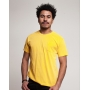 Camiseta Básico Amarelo