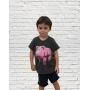 Camiseta Infantil Flying Pig