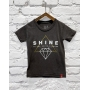 Camiseta Infantil Shine on Crazy Diamond