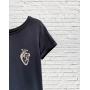 T-Shirt Heart Gola Canoa