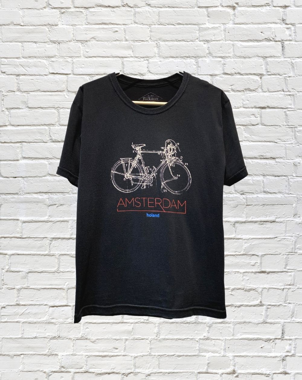 Camiseta Amsterdan