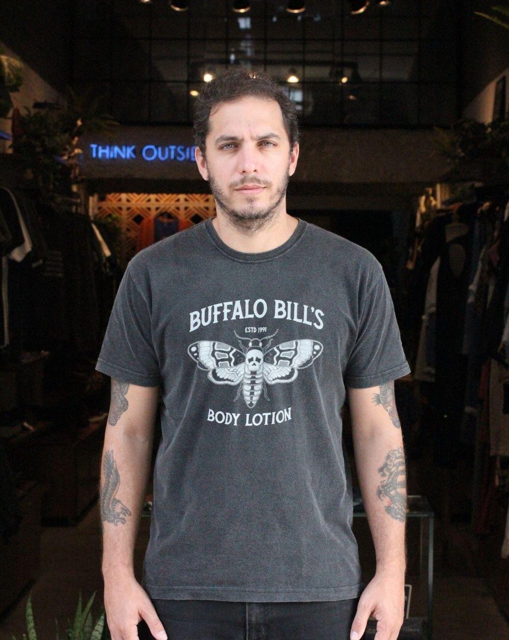 Camiseta Buffalo Bill's