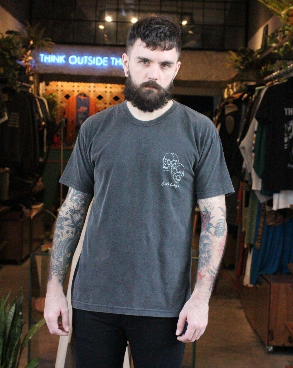 Camiseta Cést la fucking vie