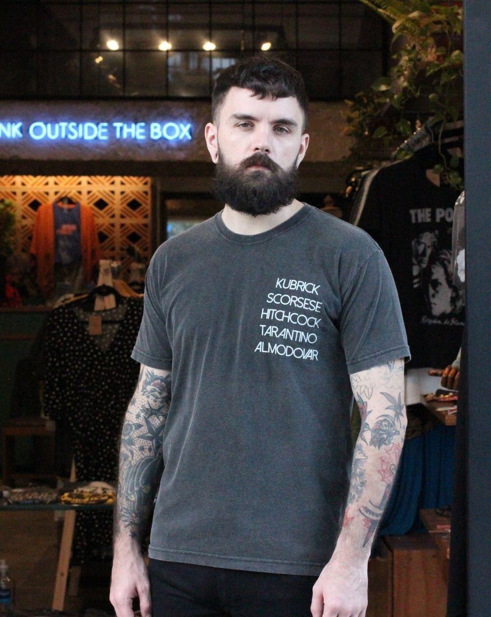 Camiseta Diretores