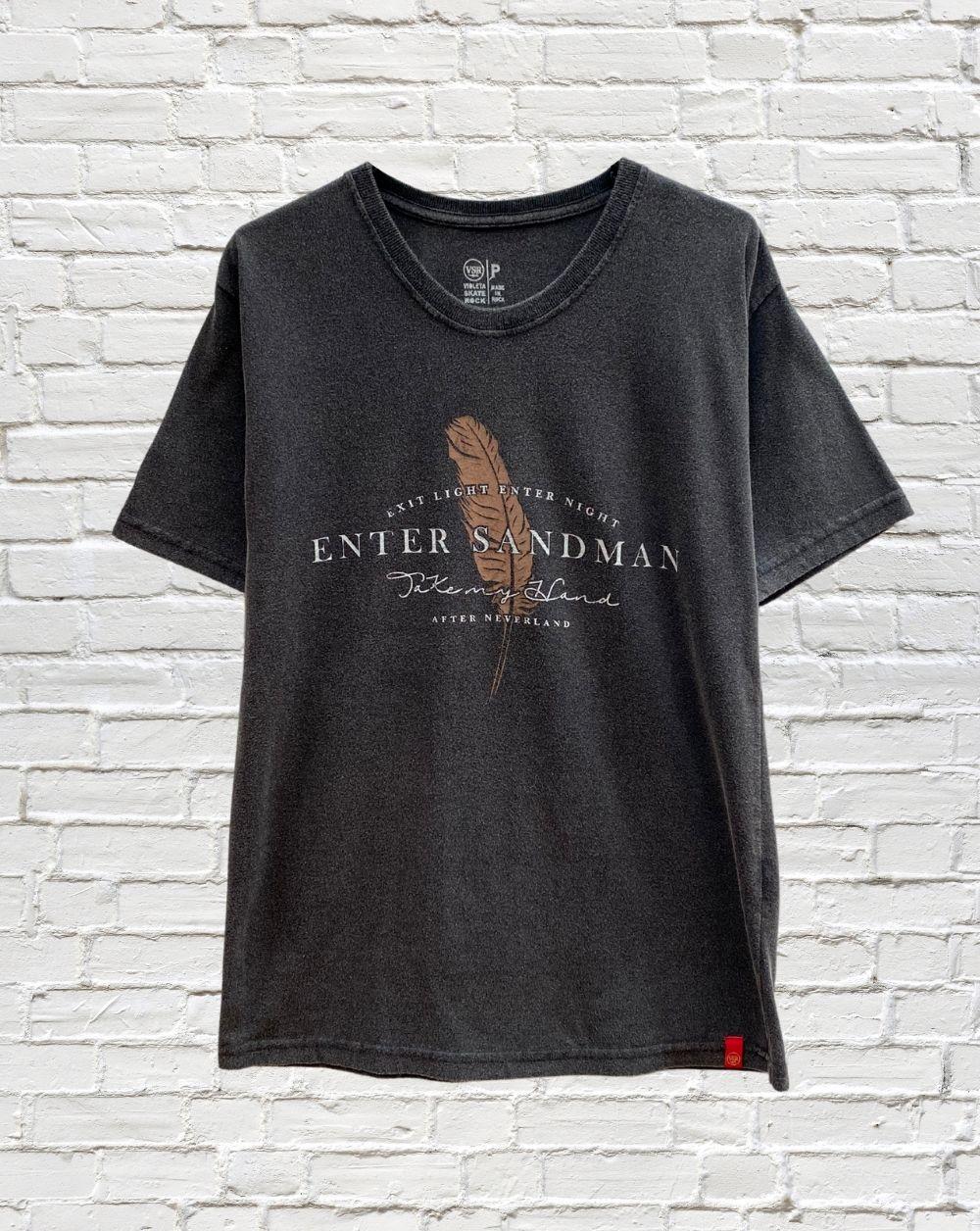 Camiseta Enter Sandman