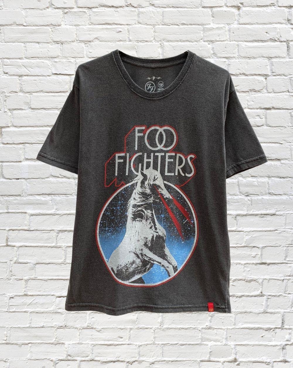 Camiseta Foo Fighters Horse